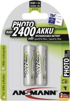 Ansmann Mignon Accu Photo 2.400 mAh 2er Blister