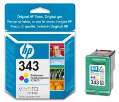 Hewlett Packard C8766EE#UUS HP 343 7ML