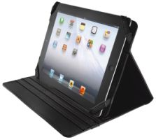 "Trust Verso Universal Folio Stand for 10"" tab."