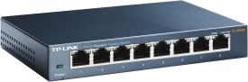 TP-Link TL-SG108 8-Port-Gigabit-Switch