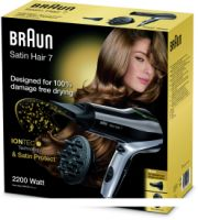 Braun Personal Care HD 730 Diffusor Satin Hair 7