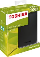 Toshiba Canvio Basics 500GB 2,5""
