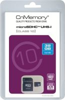 Cnmemory 32GB Micro SDHC Class 10 UHS-I,up to 45MB/s