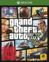 Take-Two Interactive Grand Theft Auto V (XboxOne)