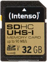 Intenso SD Card 32GB UHS-I Professional