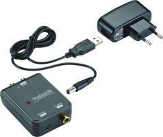 Inakustik Star Audio D/A-Converter USB-Power