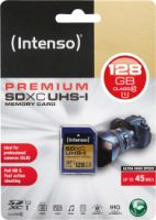 Intenso SD Card 128GB UHS-I SDXC