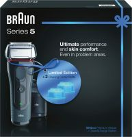 Braun Personal Care 5050cc + CCR2 Series 5