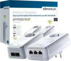 Devolo ADVANCED WLAN Starterset dLAN