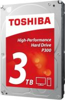 Toshiba P300 3TB High-Performance Hard Drive 3,5""
