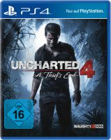 EPE Uncharted 4 - A Thiefs End (PS4)