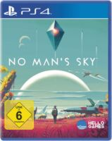 Sony Computer No Man´s Sky (PS4)