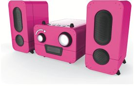 Bigben MCD11 Stereo Music Center - Kids