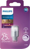 Philips LED 25W (2,3W) G9 WW 230V Dim 1BC/4