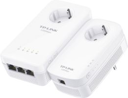 TP-Link TL-WPA8630P KIT AV1200-AC-WLAN-Powerline-Extender