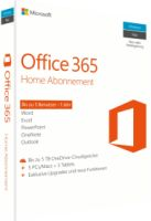 Microsoft Office 365 Home 5 User DE