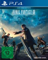 Kochmedia Final Fantasy XV Day One Edition (PS4)