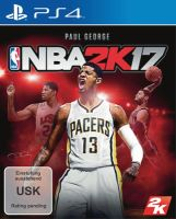 Take-Two Interactive NBA 2K17 (PS4)