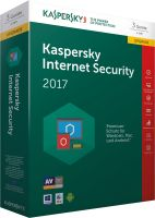 Kaspersky Internet Security 2017 3User Upgrade