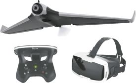 Parrot DISCO inkl. FirstPersonView Brille + Skycontroller 2
