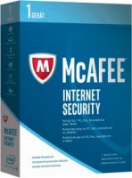 EPE McAfee 2017 Internet Security 1 Device (Code in a Box)