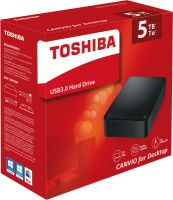 Toshiba Canvio for Desktop 5TB
