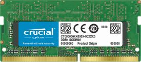 Crucial 8GB DDR4 2133 SODIMM (PC4-17000) Notebook Dual Ranked