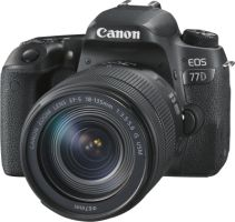 Canon EOS 77D EF-S 18-135mm IS USM