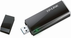TP-Link Archer T4U v2 AC1200 WLAN Dual Band USB 3.0 Adapter