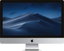 "Apple iMac 27"" with Retina 5K display 3.4GHz i5"