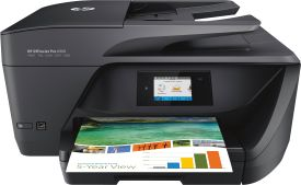 Hewlett Packard OfficeJet Pro 6960 e-All-in-One