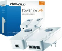 Devolo dLAN 1200 triple+ Starter Kit