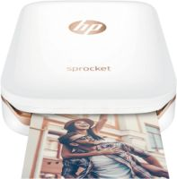 Hewlett Packard Sprocket Photo Printer