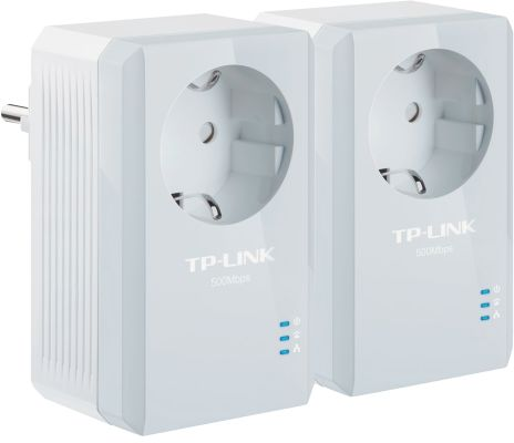 TP-Link TL-PA4010P KIT AV500 Powerline Adapter_0