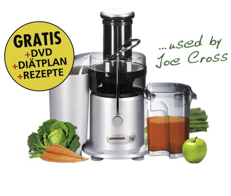 Gastroback 40137 Smart Health Juicer Pro_0