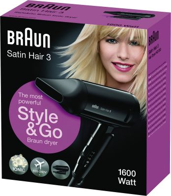 Braun Personal Care HD 350 Satin Hair 3_0