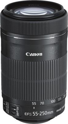 Canon LENS EF-S 55-250 IS STM + ET-63 + LC KIT_0