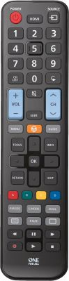 One For All URC 1910 Samsung TV Remote_0