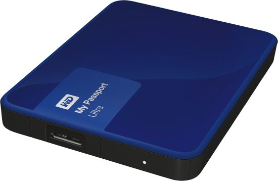 Western Digital My Passport Ultra 3TB USB 3.0_0