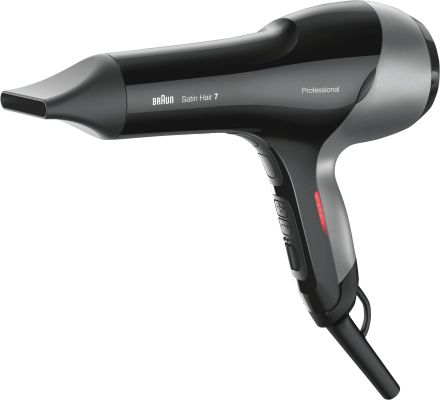 Braun Personal Care HD 780 Satin Hair 7 solo + Styling-Set_0