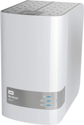 Western Digital My Cloud Mirror 4TB (Gen 2)_0