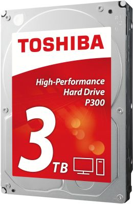 "Toshiba P300 3TB High-Performance Hard Drive 3,5""_0"