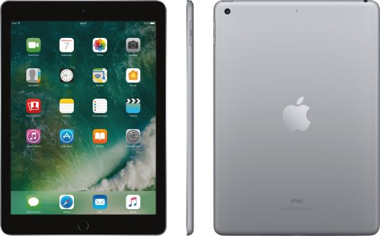 Apple iPad Wi-Fi 128GB_0